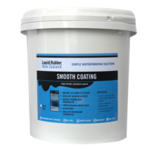 Liquid Rubber Smooth Coating
