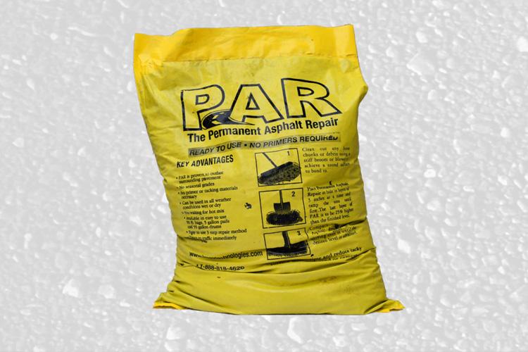 Permanent Asphalt Repair PAR