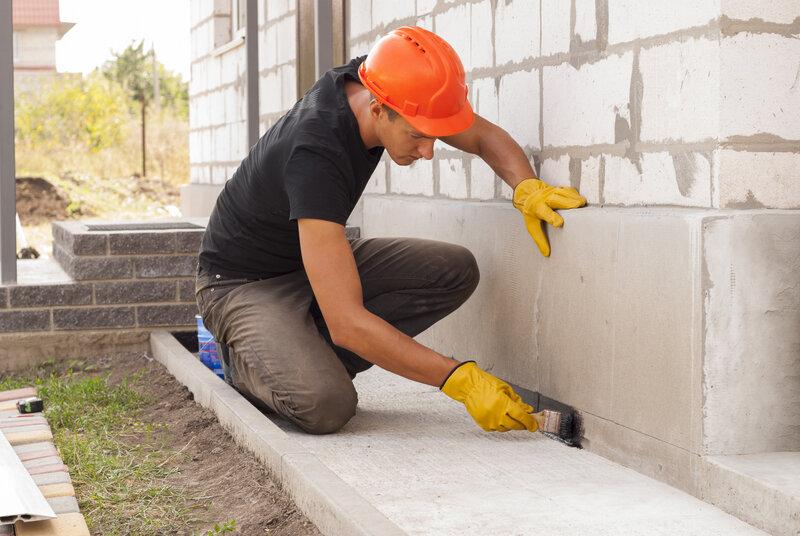 Waterproofing diy concrete