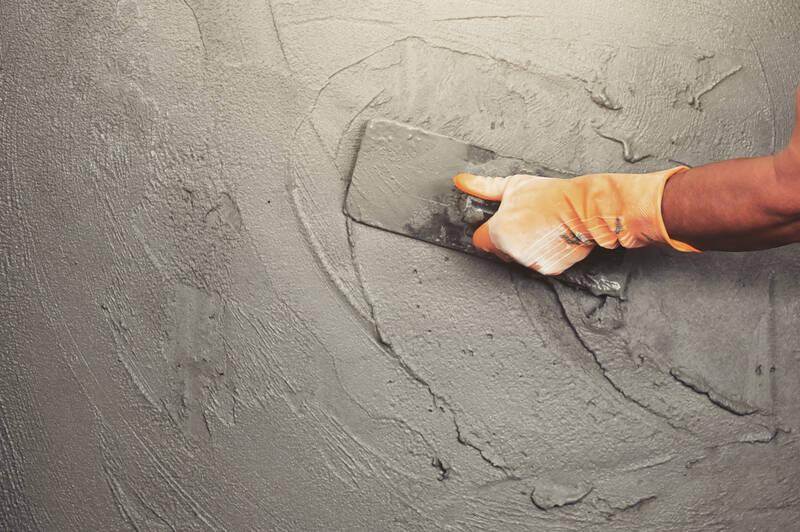 Easy diy concrete floor repair